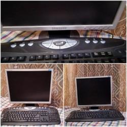 Monitor və klaviatura satilir