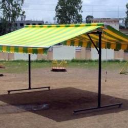 Bu tip tent otellər, restoranlar , barlar , məktəblər və