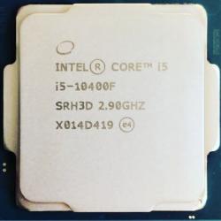 İntel core i5-10400 F cpu processor 12M Cache , up to 4.30