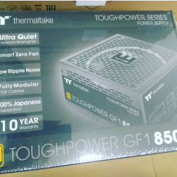 Thermaltake 850W (80plus gold) Toughpower