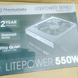 Thermaltake 550W qida bloku Litepower 550/Non Modular/Atx