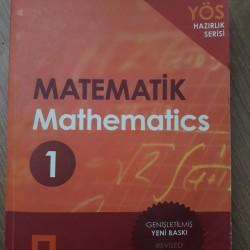 Yös kitabı puza yayınları 1, konu anlatımlıdır Matematik 1
