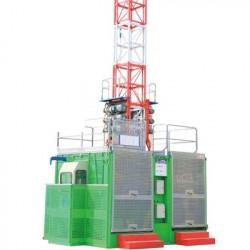 Строительный лифт – грузоподъемный механизм, который