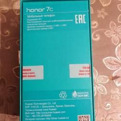Yaxşı vəziyyətdə olan Huawei Honor 7C_satılır.3/32