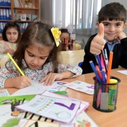 3,4,5,6 yaşlarında uşaqlar üçün Məktəbəqədər hazırlıq kursu