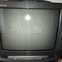 Televizorun hərbir şeyi işləyir.