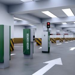 Parking sistemi, Avto parking İndiki vaxtda avtopark