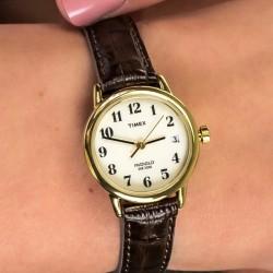 Yeni orijinal Timex qadın saatı. Mexanizm - kvars Stil -