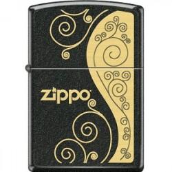Zippo Elegance Yeni Orijinal Zəmanət talonu Plomb Rəng -