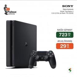 Sony pleystation 4 oyun konsolu tək şəxsiyyət vəsiqəsi ilə