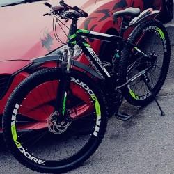 Adore markası 29luq velosiped təzədir. 450 azn. Ünvan