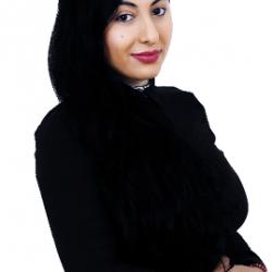 Mən, Tağıyeva Gültəkin 2015-ci ildə, Bakı Slavyan
