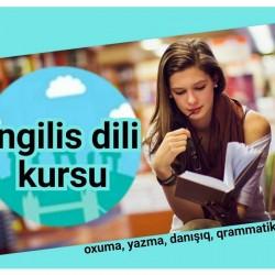 İngilis dili kursları - Dərslər yüksək ixtisaslı təcrübəli