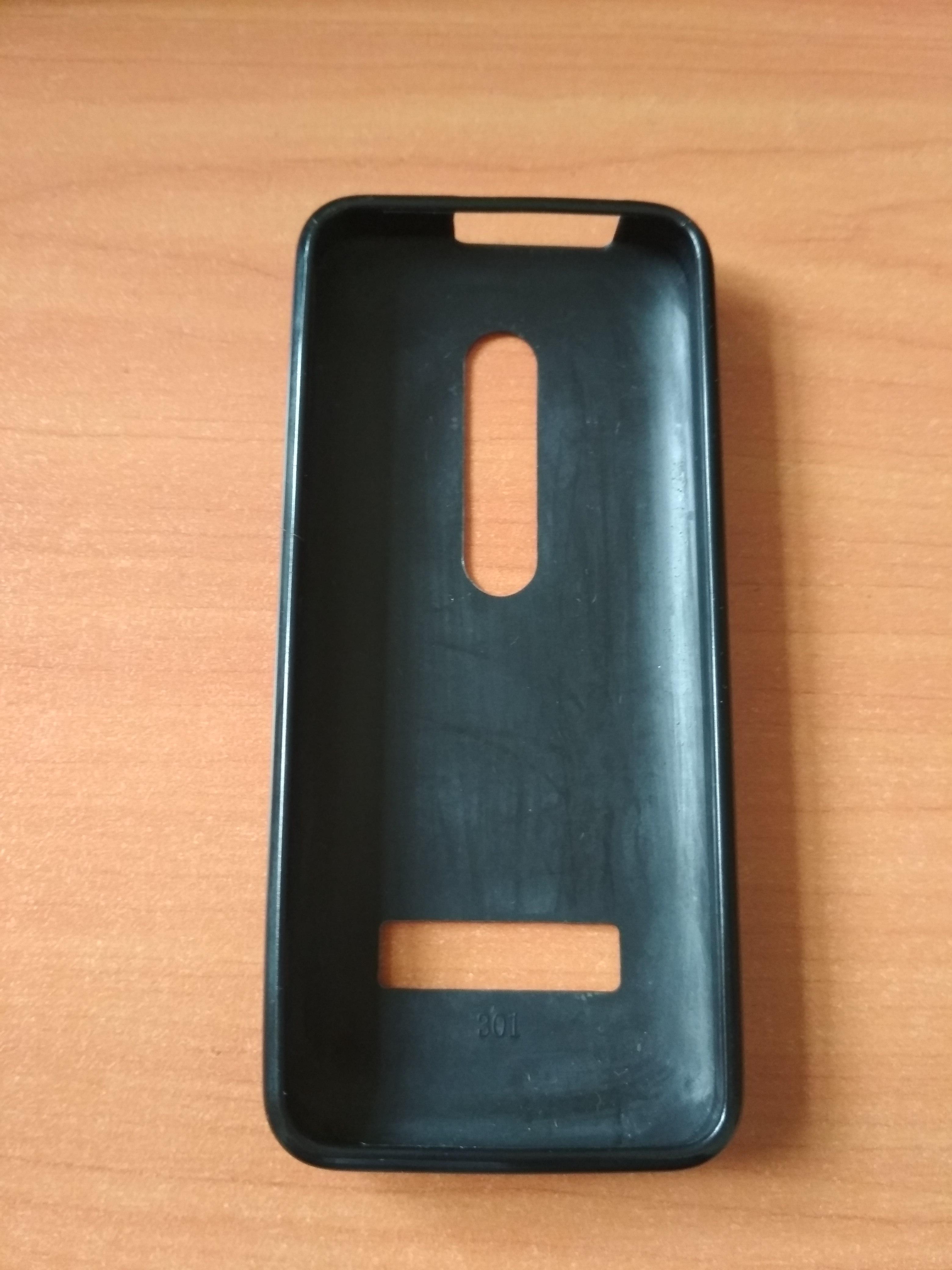 Nokia 301 telefonu üçün rezin arxalıq