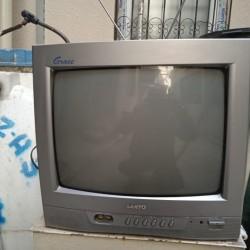 televizor islek veziyyetdedir.