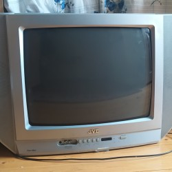 Islenmis Jvc televizoru satilir. 25 man.