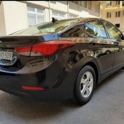 Hyundai Elantra il 2014,mühərrik 1.8,yürüş 110.000 mil,at