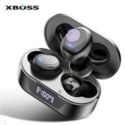 Yeni.Çatdırılma pulsuz XBOSS Bulutuz Qulaqcıq Hi-Fi HD