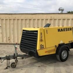 KAESER MOBILAIR M100 kompressoları qənaətcil KUBOTA