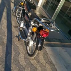 Moon motosikletleri yeni geldi ister negd ister kreditle
