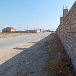 Yeni Ramana Qesebesinde Torpaq Sahesi satilir. Serfeli