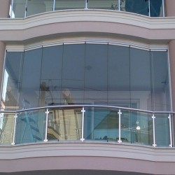 Cam Balkon sifarişi Cam balkon sifarisində Endirim