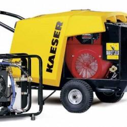 """""""KAESER""""in ən kiçik daşınabilən kompressorları olan M13"""