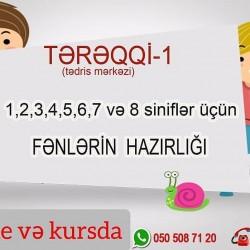 Fənn hazirliği Məktəblilərə dərslərindən kömək. Azərbaycan