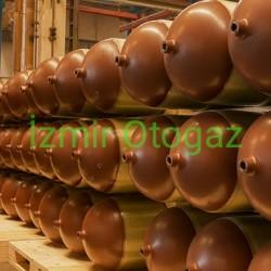 CNG (metan) LPG (propan) gazı kurulumu, İzmir otogaz