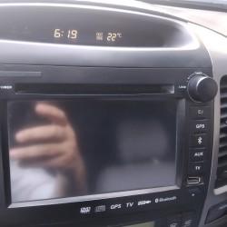 Toyota prado markalı avtomobil üçün işlənmiş monitor