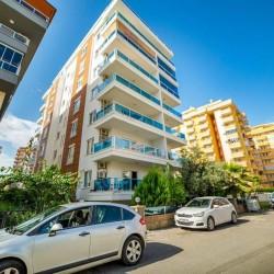 Alanya Mahmutlar'da 2+1, taşınmaya hazır daire Mahmutlar
