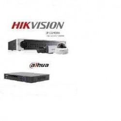 Bizim şirkətimiz DVR cihazları, NVR, AHD, CVİ DVR