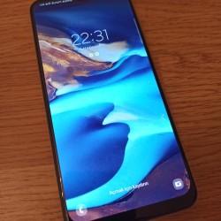 Samsung Galaxy A50 satılır. Heç bir problemi yoxdur.