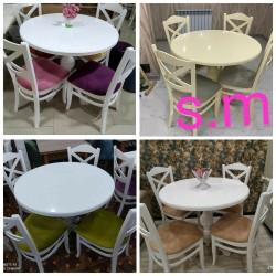 Türkiyə istehsalı ✅ Kuxan üçün stol stul✅ Anbarda satis✅