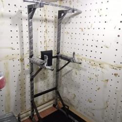 2 il zemanet 3/1 yerde olan Turnik Aleti 250 kilo cekiye