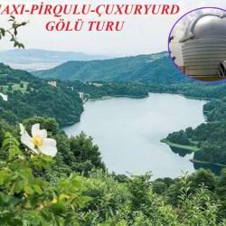 Şamaxı-Pirqulu-Çuxuryurd gölü turu Uzun yollarda yorulmadan