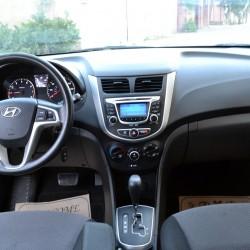 Hyundai Acsent satılır.İli 2012dir.Mator 1.6.Yanacaq
