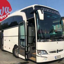 Avtobusların sifarişi üçün Riva Transport Shirketine