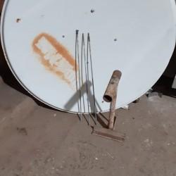 krosna antenasi islek veziyyetde ve basliqlar