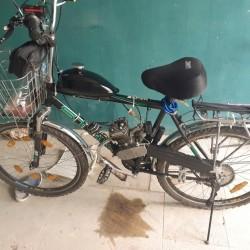 26lıq motorlu velosiped motor həcmi 1 m³ qiyməti 500 azn.