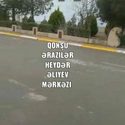 Beyləqan şəhərinin tam mərkəzində 2000kv.m (20 sot) ticarət