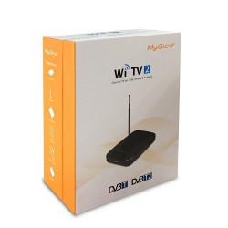 Yeni. Telefonda İnternetsiz Tv ye Baxmaq üçün Cihaz - Mini