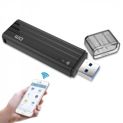 Yeni WiFi Flyaş Kart 32GB USB3.0 İphone/Android