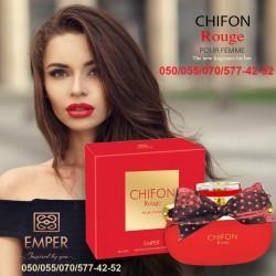 Chifon Rouge Pour Femme Eau De Parfum for Women by Emper