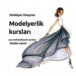 Modelyerlik kursları: MODELYER-DİZAYNER (geyim dizayneri)
