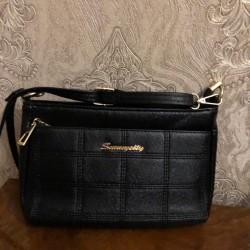 Satılır yeni çantadır heç istifadə olunmayıb!! Heç bir