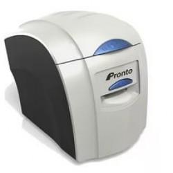 Plastik kart printeri Kompakt ve universal stolustu printer