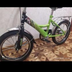 Oğlan usaqlari ucun 16liq velosiped Yenidir cox az islenib