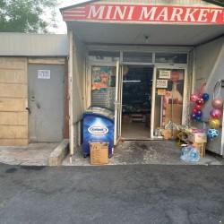 Yasamal r-da, Mir-Əli Seyidov küç, 5 mağaza uzun müddətli