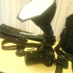 Salam bu Canon 7D mark foto aparatini satiram. Foto